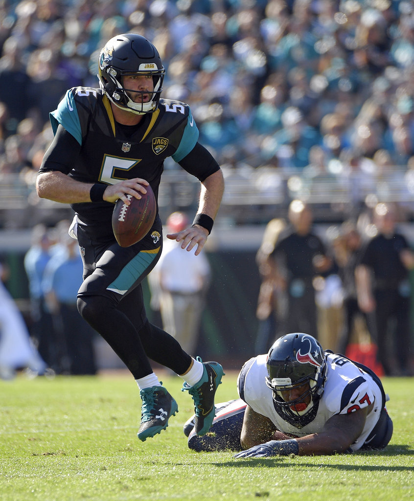 Blake Bortles, Angelo Blackson