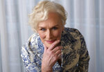 """FILE - Glenn Close, nominated for an Oscar for best actress for her role in """"The Wife,"""" poses at the 91st Academy Awards Nominees Luncheon in Beverly Hills, Calif., on Feb. 4, 2019. Close is releasing an album with Grammy-winning jazz saxophonist-composer Ted Nash on Friday. """"Transformation: Personal Stories of Change, Acceptance, and Evolution,"""" is an 11-track spoken word jazz album that tackles heavy topics like race, politics and identity. (Photo by Chris Pizzello/Invision/AP, File)"""
