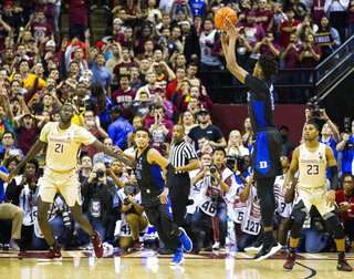 Duke Florida St Basketball
