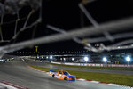 Sheldon Creed (2) races during a NASCAR truck series auto race at World Wide Technology Raceway Friday, Aug. 20, 2021, in Madison, Ill. (AP Photo/Jeff Roberson)