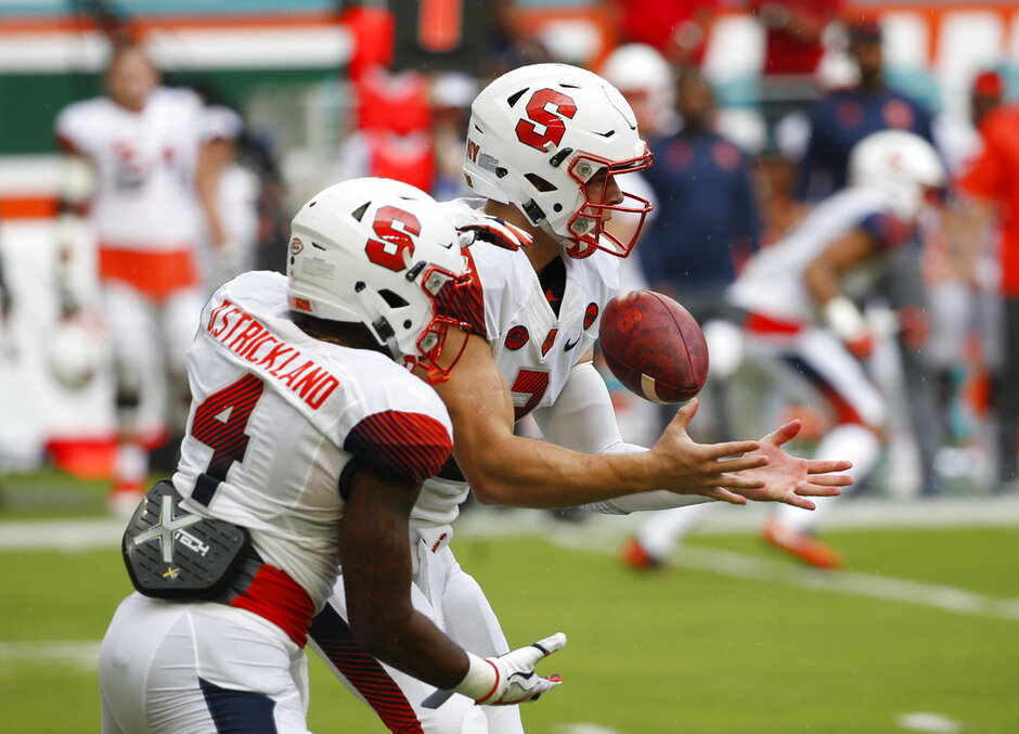 Dontae Strickland, Eric Dungey
