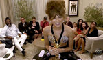 In this video grab captured on Sept. 20, 2020, courtesy of the Academy of Television Arts & Sciences and ABC Entertainment, Zendaya accepts the award for outstanding lead actress in a drama series for