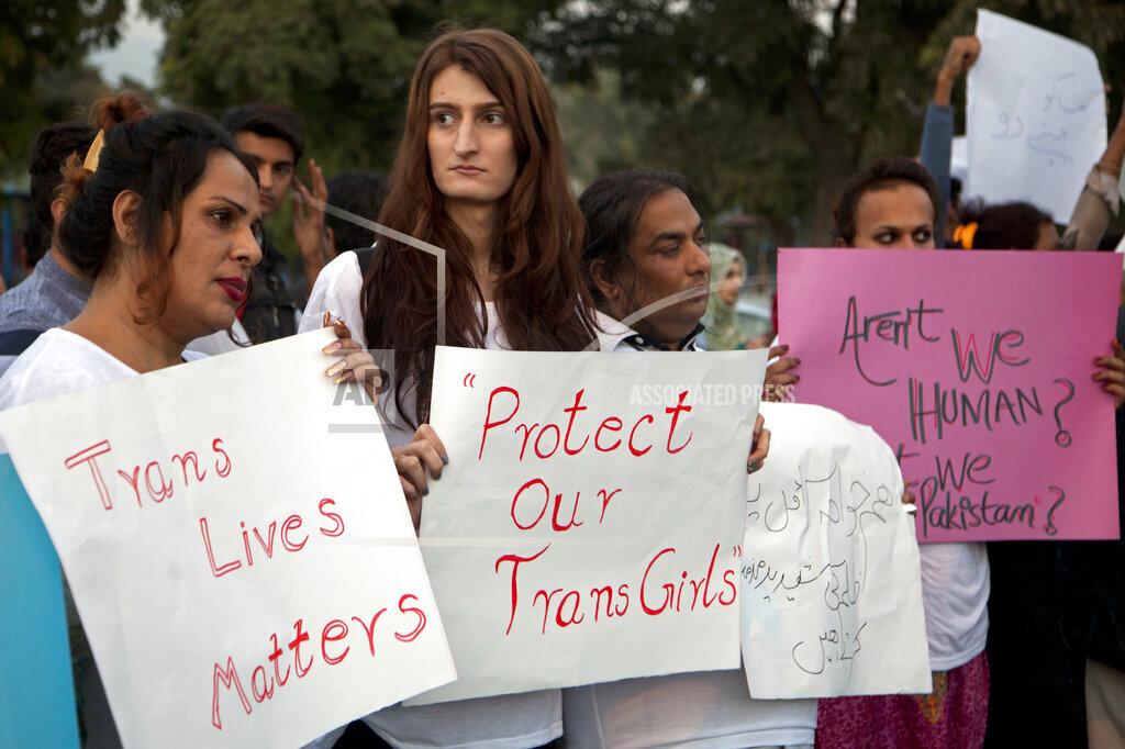 Pakistan Transgender Flogging