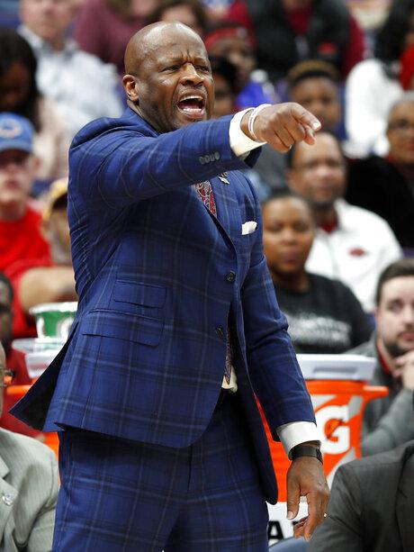 SEC Arkansas Tennessee Basketball