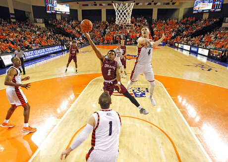 Patriot Colgate Bucknell Basketball