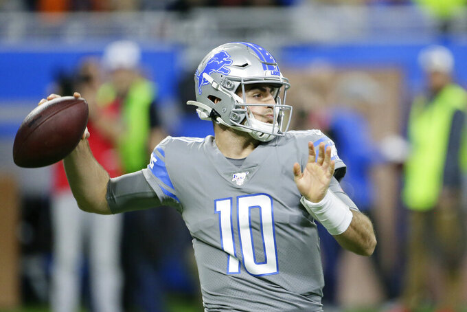Team has faded, but some Lions still have a lot at stake