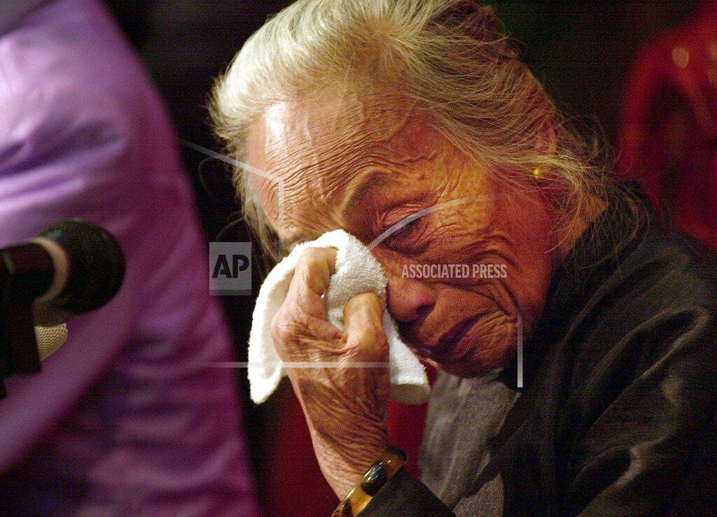 Associated Press International News China CHINA COMFORT WOMEN