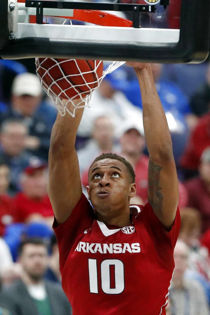 Arkansas Gafford Basketball