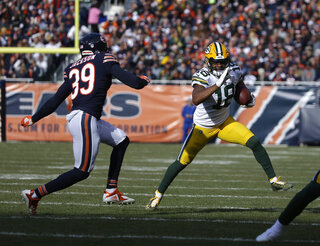 Packers Cobb Football