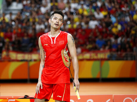 Rio Olympics Badminton Men