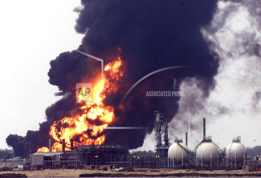 Associated Press International News Nigeria NIGERIA OIL WOMEN