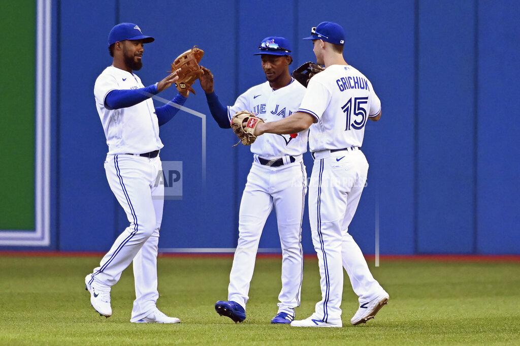 Twins Blue Jays Baseball