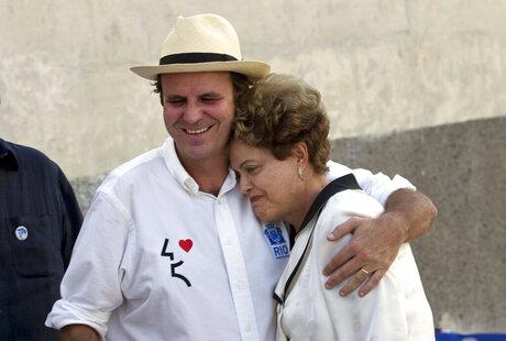 Dilma Rousseff, Eduardo Paes