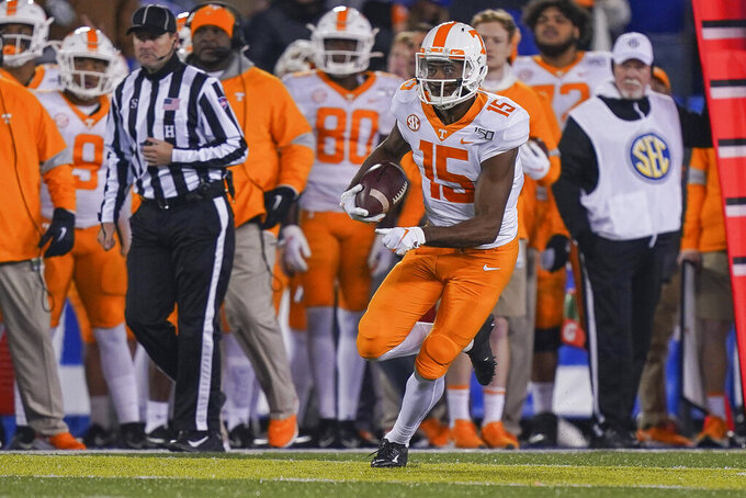Tennessee aiming to avoid repeat of last season's finish