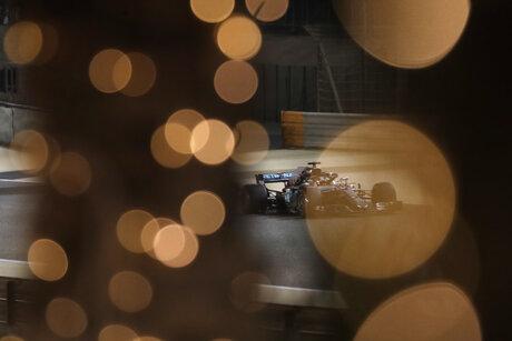 APTOPIX Bahrain F1 GP Auto Racing