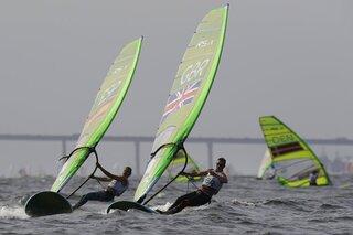 Rio Olympics Sailing Women