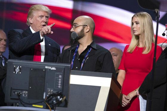 Donald Trump, Ivanka Trump