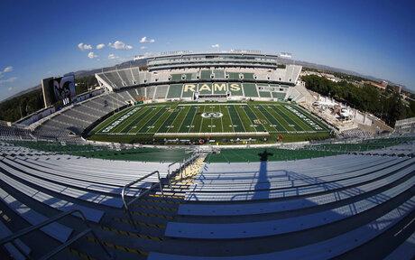 Colordo State University new football stadium