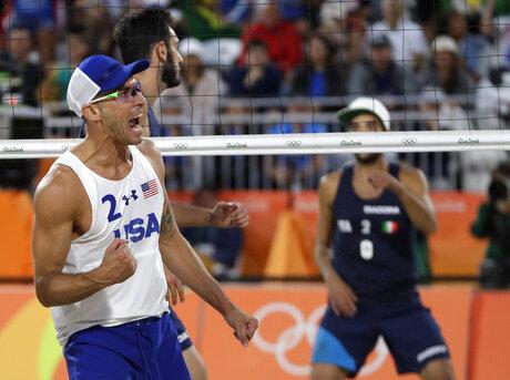 Rio Olympics Beach Volleyball Men
