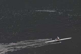 Brazil OLY Rio 2016 Rowing Venue