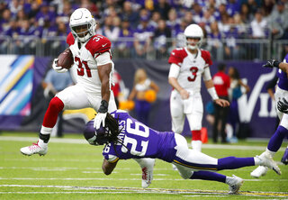 APTOPIX Cardinals Vikings Football