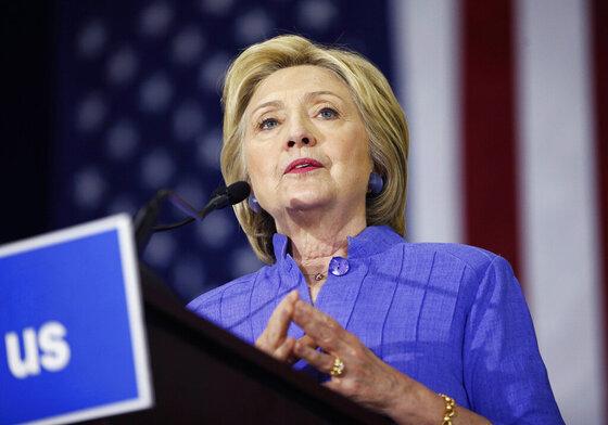 DEM 2016 Clinton Interview