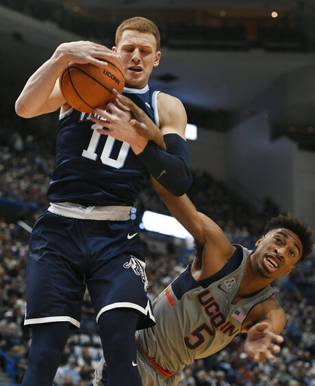 Donte DiVincenzo, Isaiah Whaley