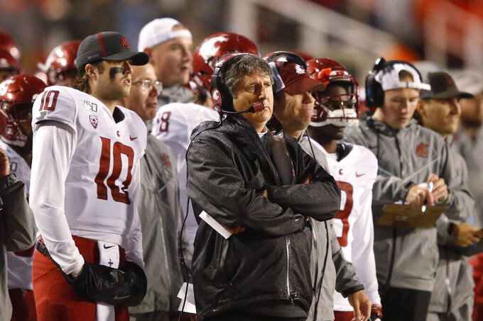 Washington State shakes up defense after back-to-back losses