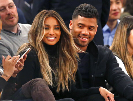 Ciara, Russell Simmons