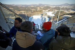 South Korea Pyeongchang 2018 Olympics Venues