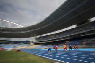 Brazil OLY Athletics