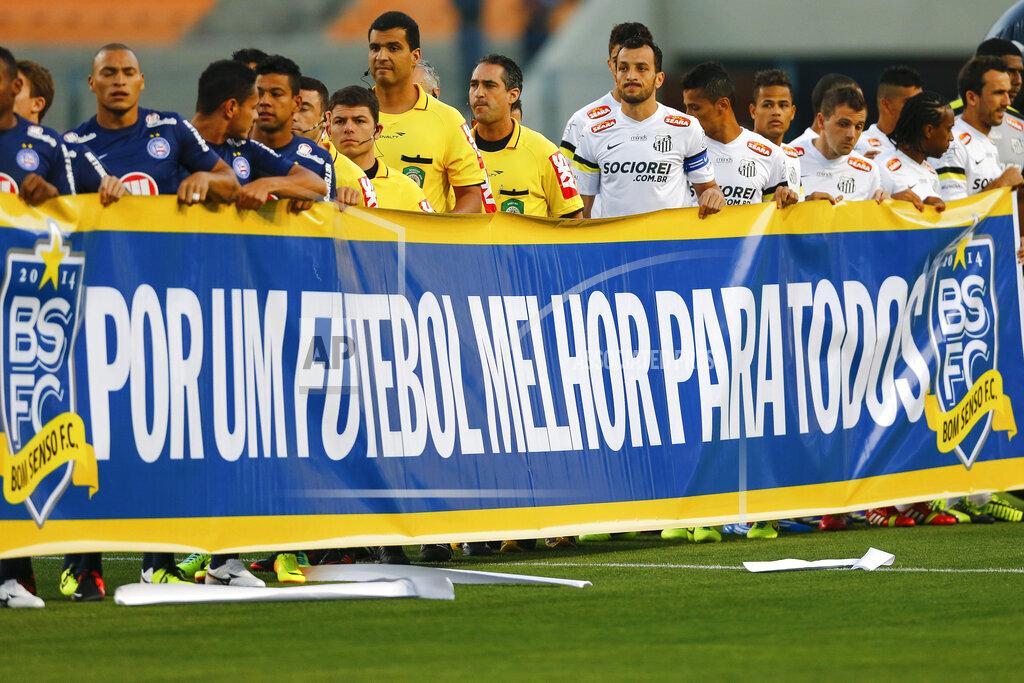 Brazil Players Strike