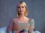 White House adviser Ivanka Trump speaks during the forum Unleashing the Potential of Women Entrepreneurs through Finance and Markets, in the sidelines of the World Bank/IMF Annual Meetings in Washington, Friday, Oct. 18, 2019. (AP Photo/Jose Luis Magana)