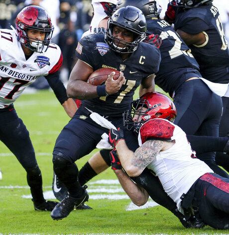 Armed Forces Bowl Football