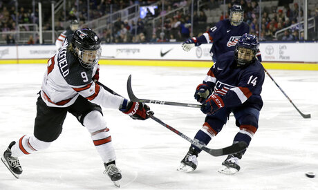 Canada Gold Hockey