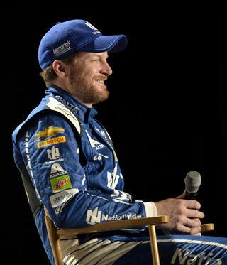 NASCAR Media Tour Auto Racing