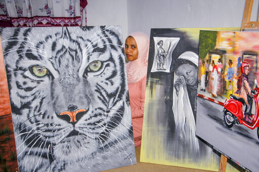 Somalia Female Artist