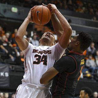 USC Oregon St Basketball