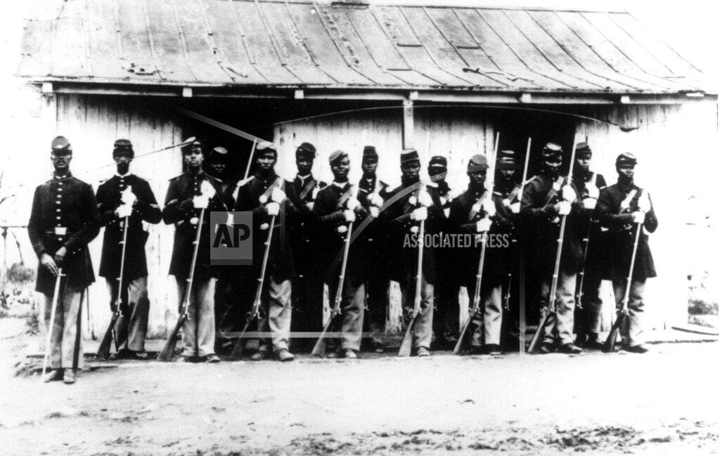 Exchange Black Civil War Soldiers