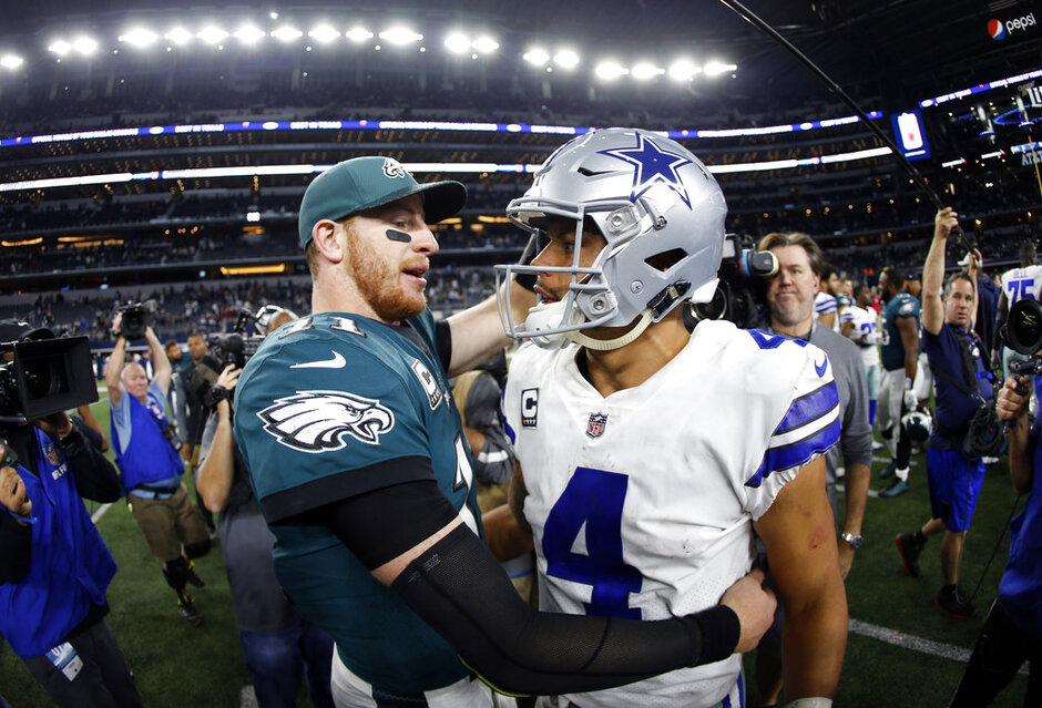 Eagles Cowboys Preview Football