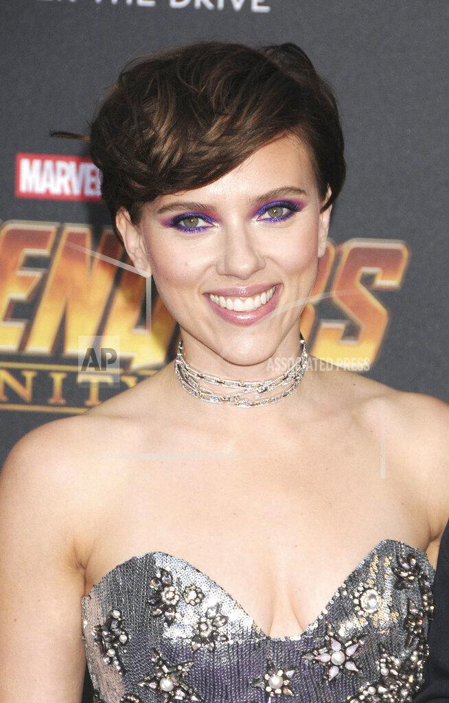 Scarlett Johansson sues Disney over Black Widow digital release