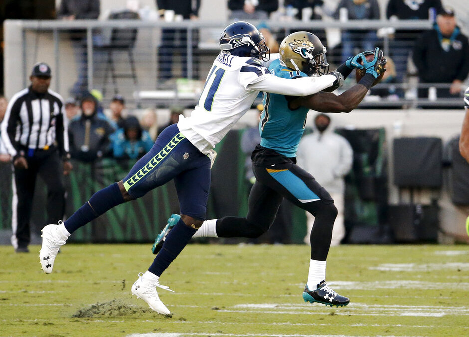 Byron Maxwell, Marqise Lee
