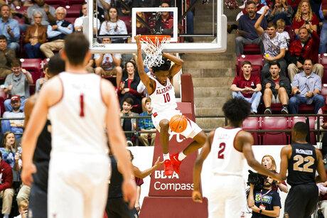 UCF Alabama Basketball