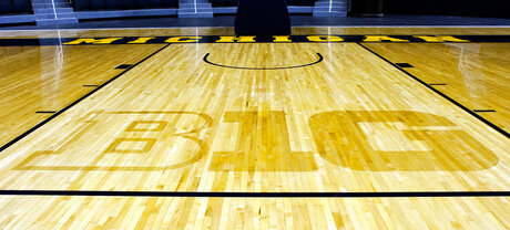 Big Ten Tournament Basketball
