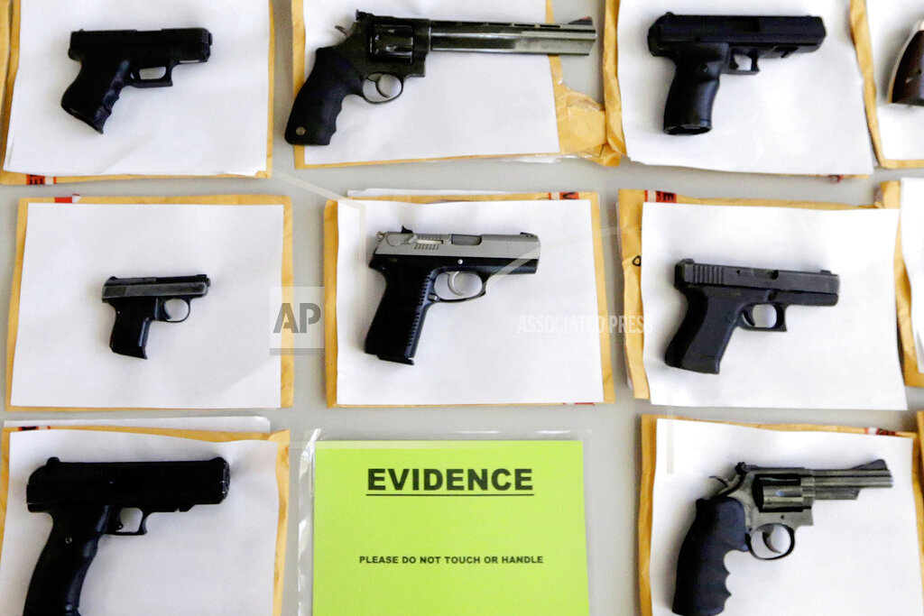 Gun Trafficking Illinois