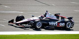Indycar Fontana Auto Racing