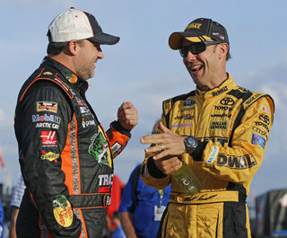 Matt Kenseth, Tony Stewart