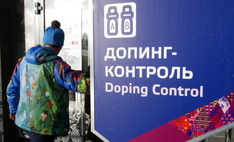 IOC Doping Sochi