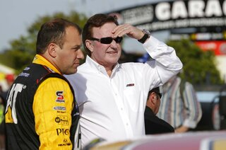 Richard Childress, Ryan Newman