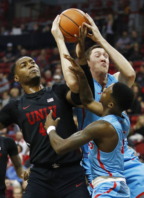 New Mexico UNLV Basketball